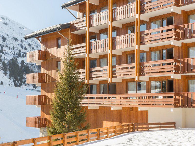 Holiday in mountain resort Résidence P&V Premium les Crêts - Méribel-Mottaret