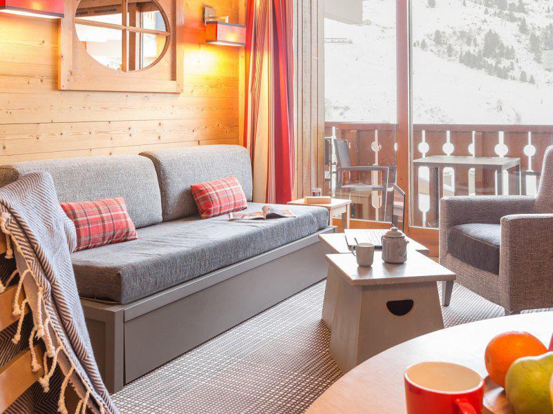 Vacances en montagne Appartement 3 pièces 6 personnes - Résidence P&V Premium les Crêts - Méribel-Mottaret