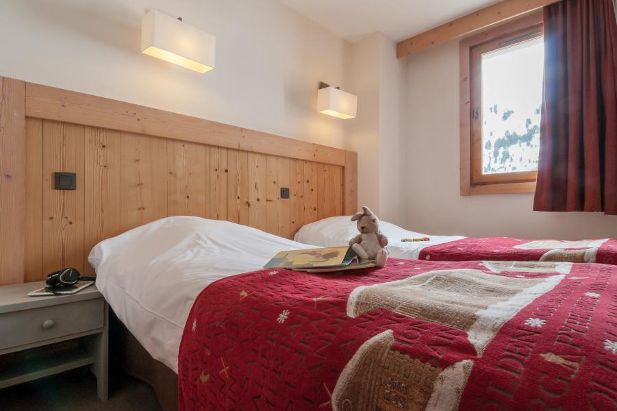Holiday in mountain resort Résidence P&V Premium les Crêts - Méribel-Mottaret - Bedroom
