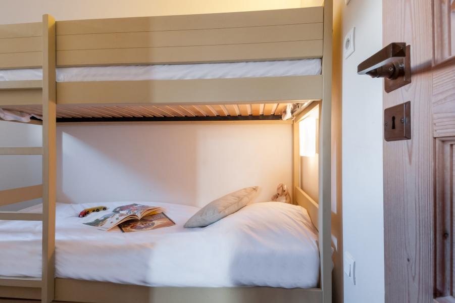 Holiday in mountain resort Résidence P&V Premium les Crêts - Méribel-Mottaret - Bunk beds