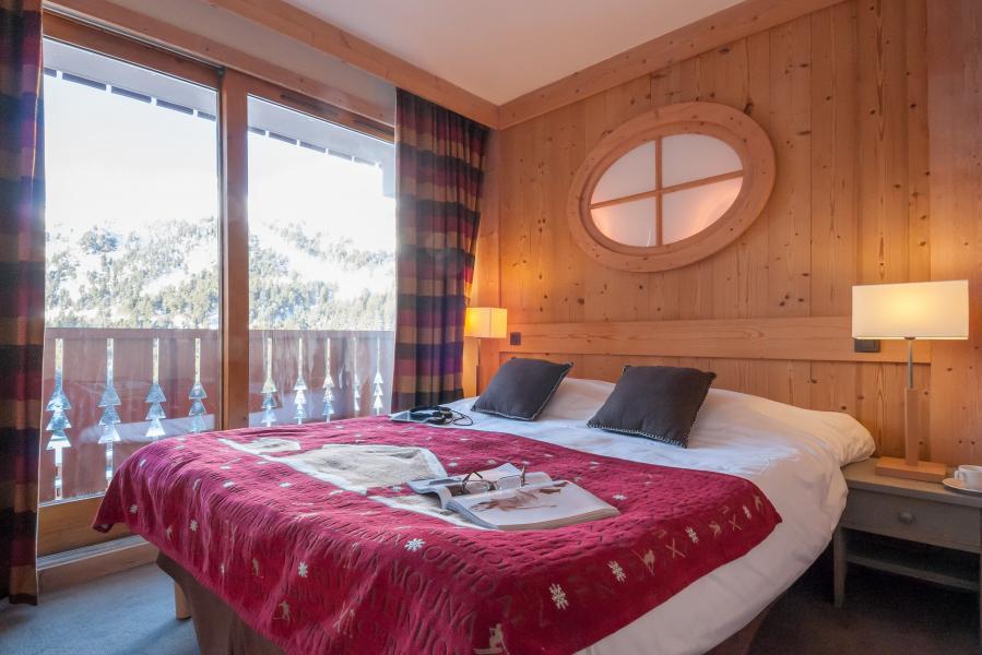 Vacances en montagne Résidence P&V Premium les Crêts - Méribel-Mottaret - Lit double