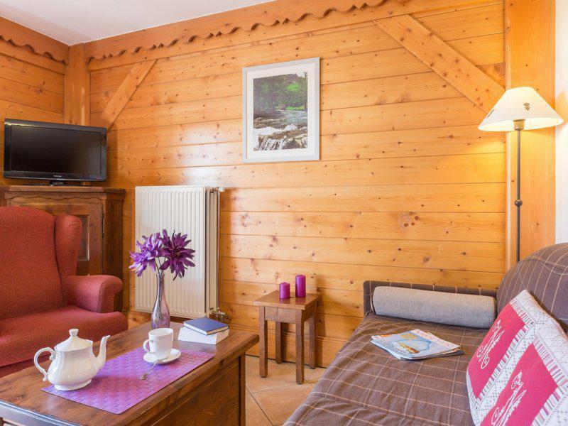 Vacances en montagne Appartement 3 pièces 3-5 personnes - Résidence P&V Premium les Fermes de Méribel - Méribel
