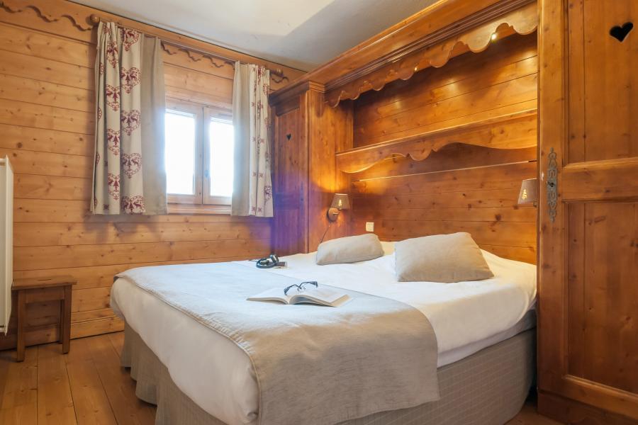 Urlaub in den Bergen Résidence P&V Premium les Fermes de Méribel - Méribel - Doppelbett