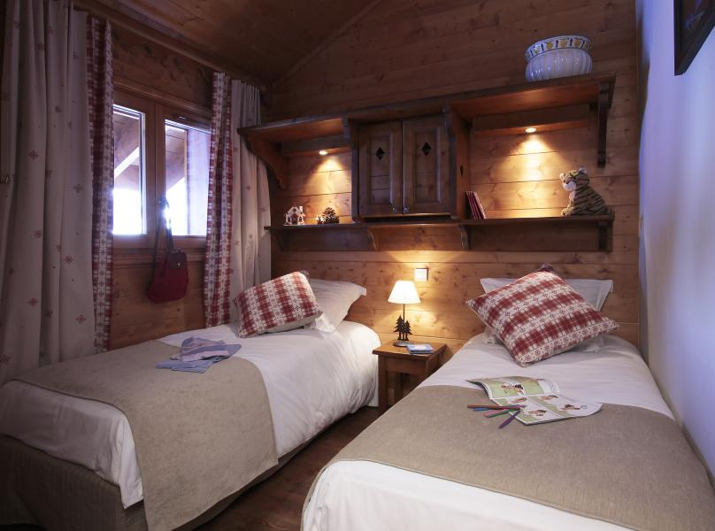 Urlaub in den Bergen Résidence P&V Premium les Fermes de Méribel - Méribel - Einzelbett