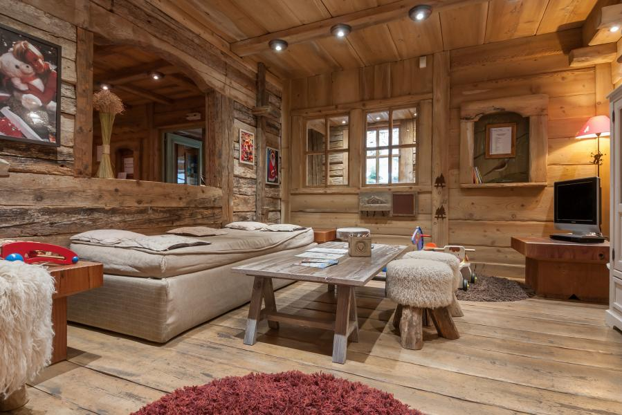 Vakantie in de bergen Résidence P&V Premium les Fermes de Méribel - Méribel