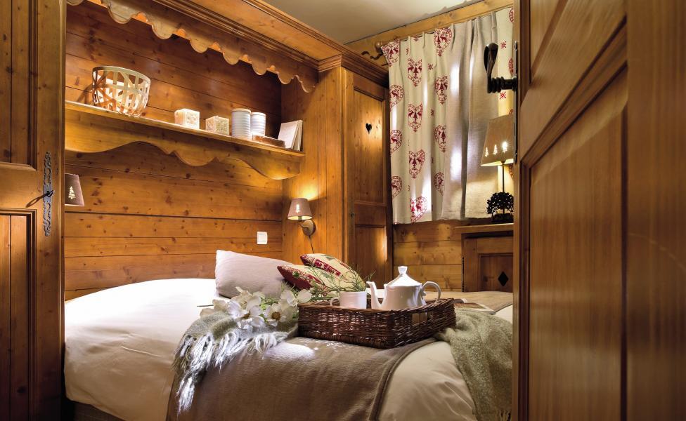 Vakantie in de bergen Résidence P&V Premium les Fermes de Méribel - Méribel - Kamer