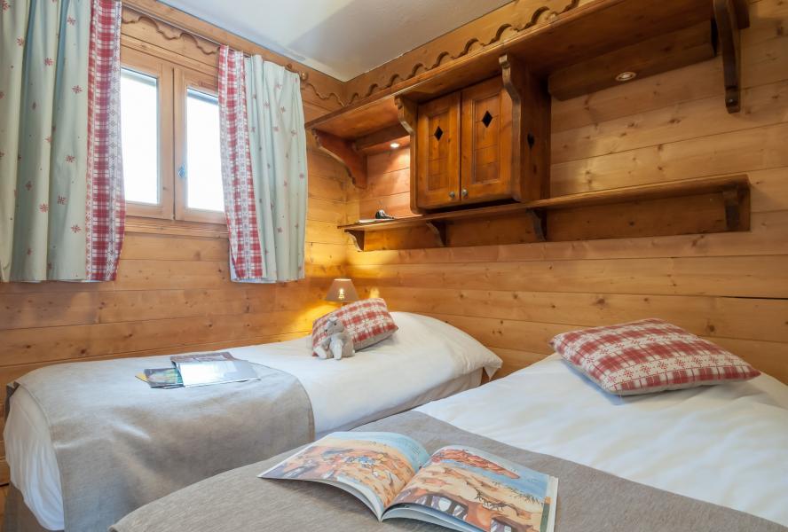 Holiday in mountain resort Résidence P&V Premium les Fermes de Méribel - Méribel - Single bed