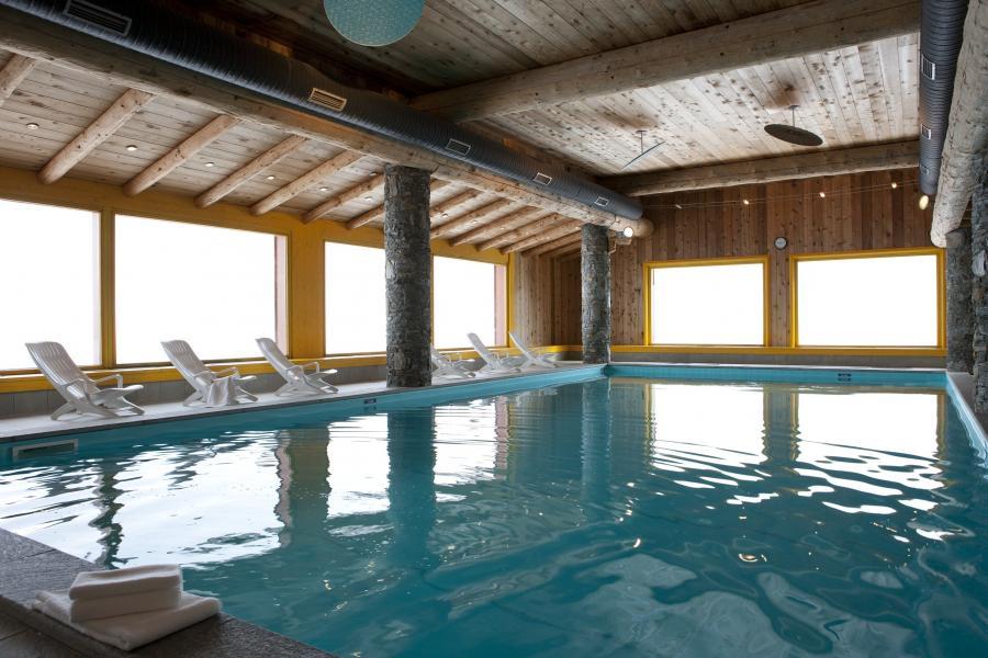 Vakantie in de bergen Résidence P&V Premium les Hauts Bois - La Plagne -