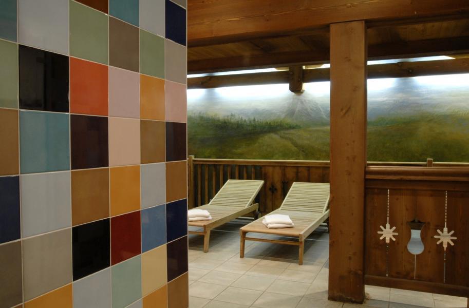 Vakantie in de bergen Résidence P&V Premium les Hauts Bois - La Plagne