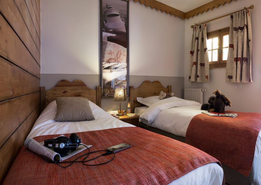 Urlaub in den Bergen Résidence P&V Premium les Hauts Bois - La Plagne - Schlafzimmer