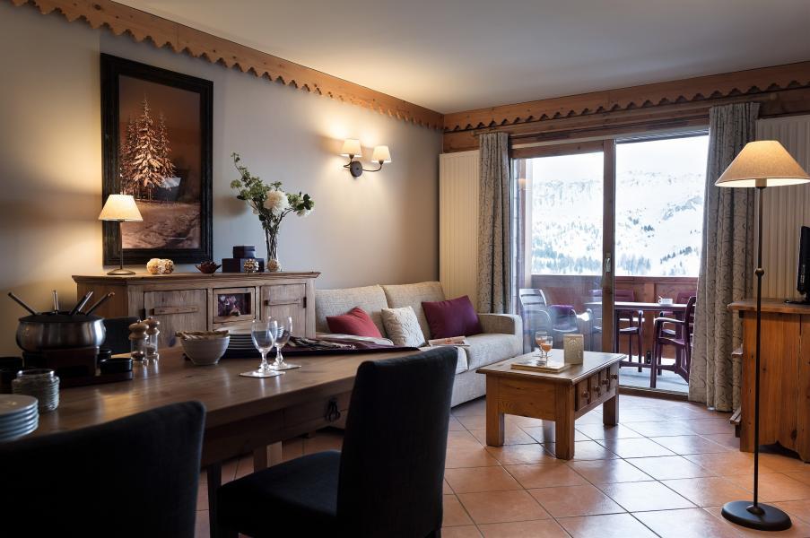 Vacanze in montagna Résidence P&V Premium les Hauts Bois - La Plagne - Soggiorno