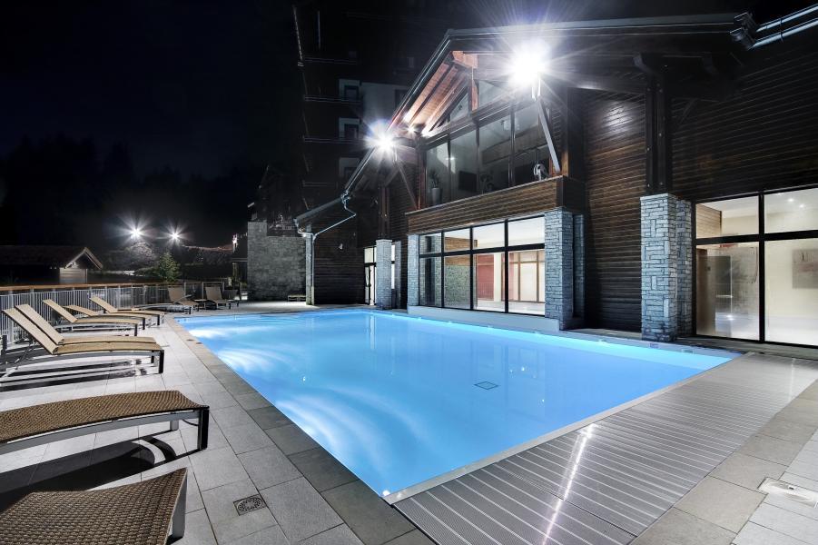 Vakantie in de bergen Résidence P&V Premium les Terrasses d'Eos - Flaine - Buiten zomer