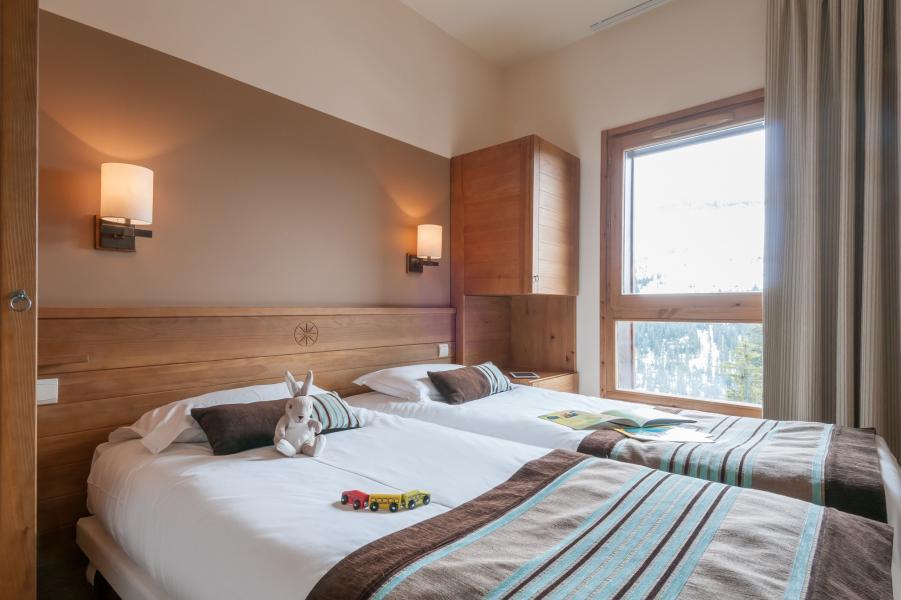 Vakantie in de bergen Résidence P&V Premium les Terrasses d'Eos - Flaine - Kamer