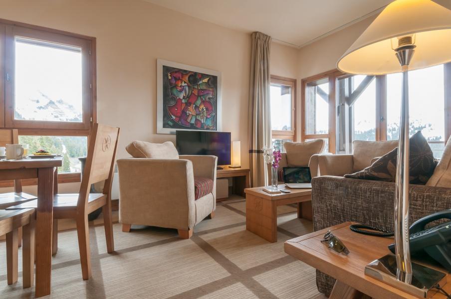 Vakantie in de bergen Résidence P&V Premium les Terrasses d'Eos - Flaine - Stoel