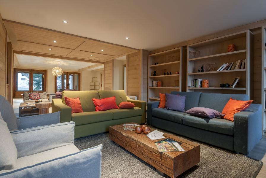 Urlaub in den Bergen Résidence P&V Premium les Terrasses d'Helios - Flaine - Rezeption