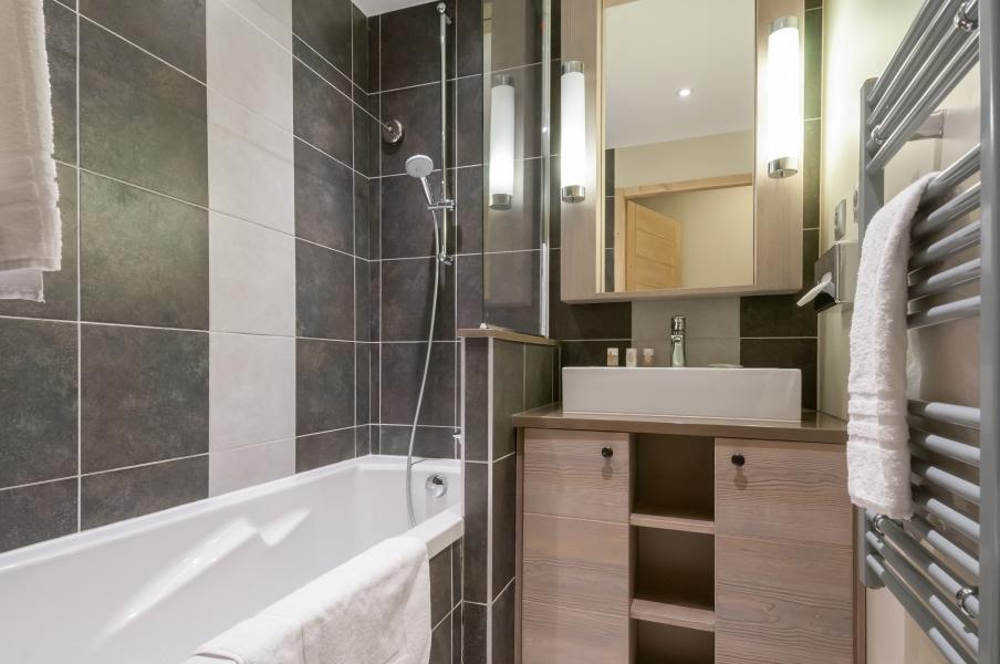 Urlaub in den Bergen Résidence P&V Premium les Terrasses d'Helios - Flaine - Badezimmer