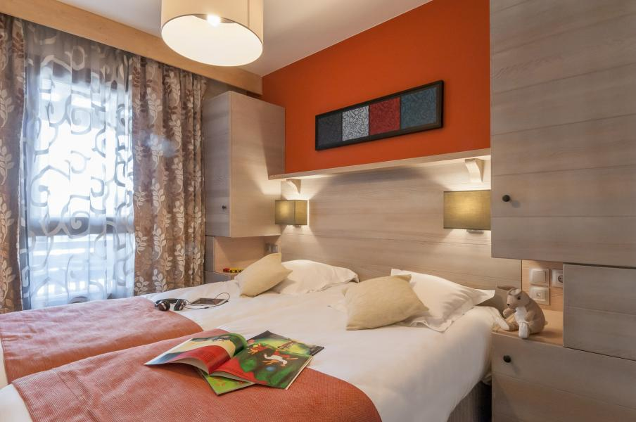Urlaub in den Bergen Résidence P&V Premium les Terrasses d'Helios - Flaine - Schlafzimmer