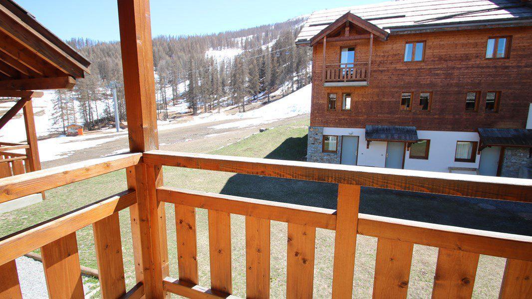 Location au ski Appartement duplex 3 pièces 7 personnes (CH17) - Résidence Parc aux Etoiles - Puy-Saint-Vincent - Extérieur été