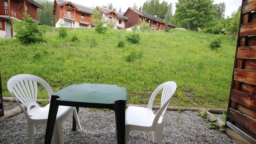 Rent in ski resort 3 room duplex apartment 7 people (CH06) - Résidence Parc aux Etoiles - Puy-Saint-Vincent - Summer outside