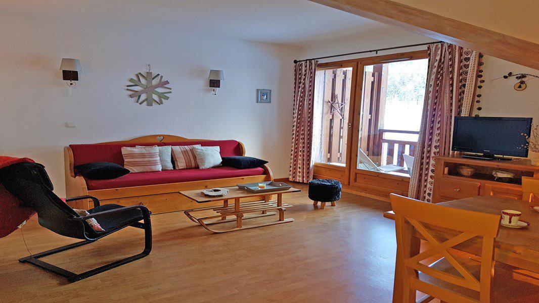 Wakacje w górach Apartament 2 pokojowy 4 osób (C408) - Résidence Parc aux Etoiles - Puy-Saint-Vincent
