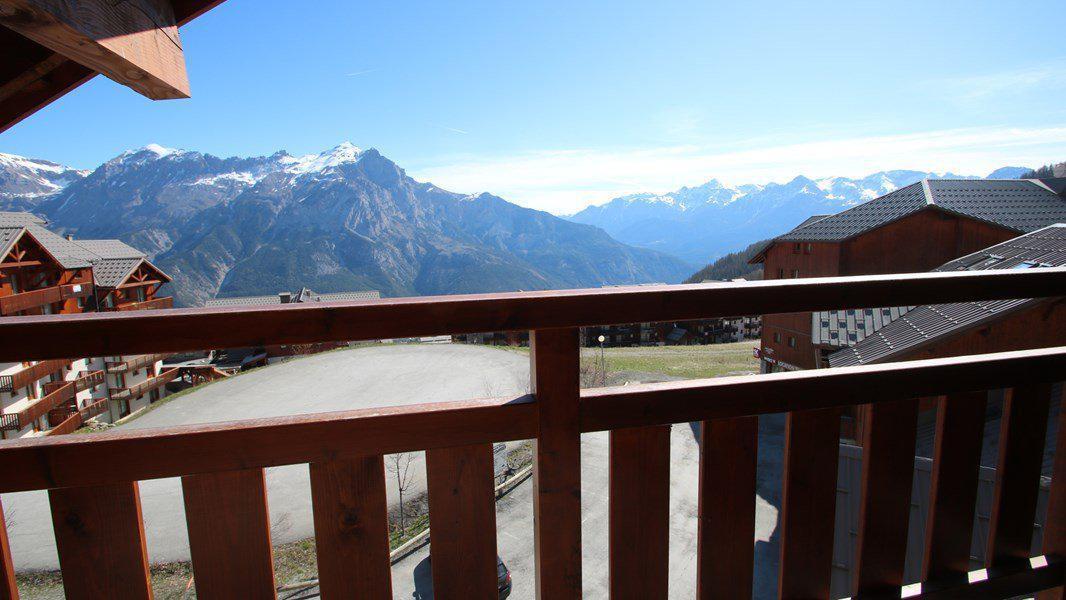 Location au ski Appartement 2 pièces 4 personnes (A203) - Résidence Parc aux Etoiles - Puy-Saint-Vincent - Extérieur été