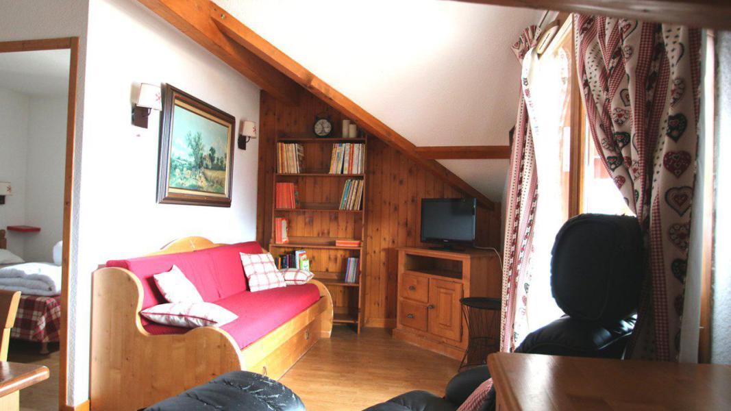 Wakacje w górach Apartament 2 pokojowy 4 osób (A204) - Résidence Parc aux Etoiles - Puy-Saint-Vincent
