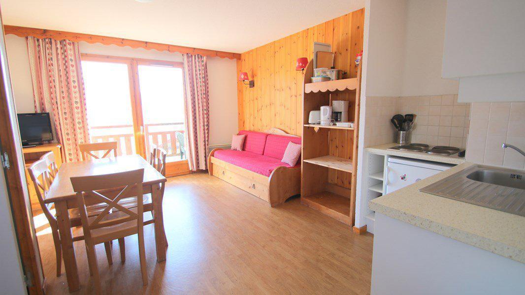 Wakacje w górach Apartament 3 pokojowy 6 osób (A104) - Résidence Parc aux Etoiles - Puy-Saint-Vincent