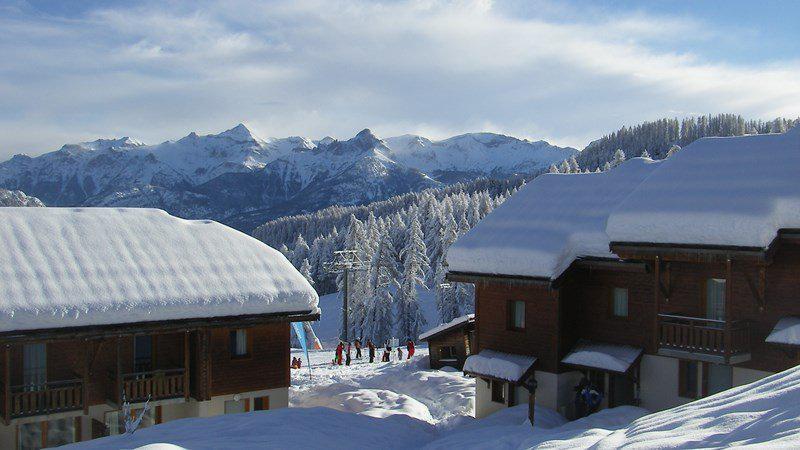 Wakacje w górach Résidence Parc aux Etoiles - Puy-Saint-Vincent