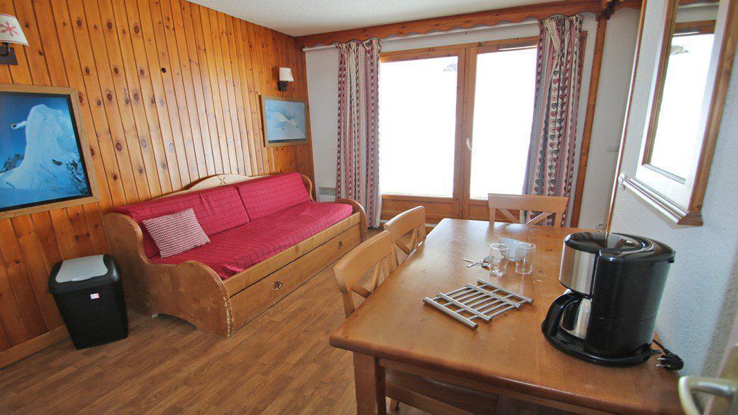 Wakacje w górach Apartament 3 pokojowy 6 osób (A008) - Résidence Parc aux Etoiles - Puy-Saint-Vincent