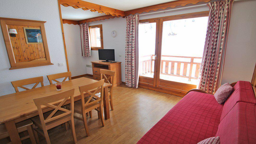 Wakacje w górach Apartament 3 pokojowy 6 osób (A109) - Résidence Parc aux Etoiles - Puy-Saint-Vincent