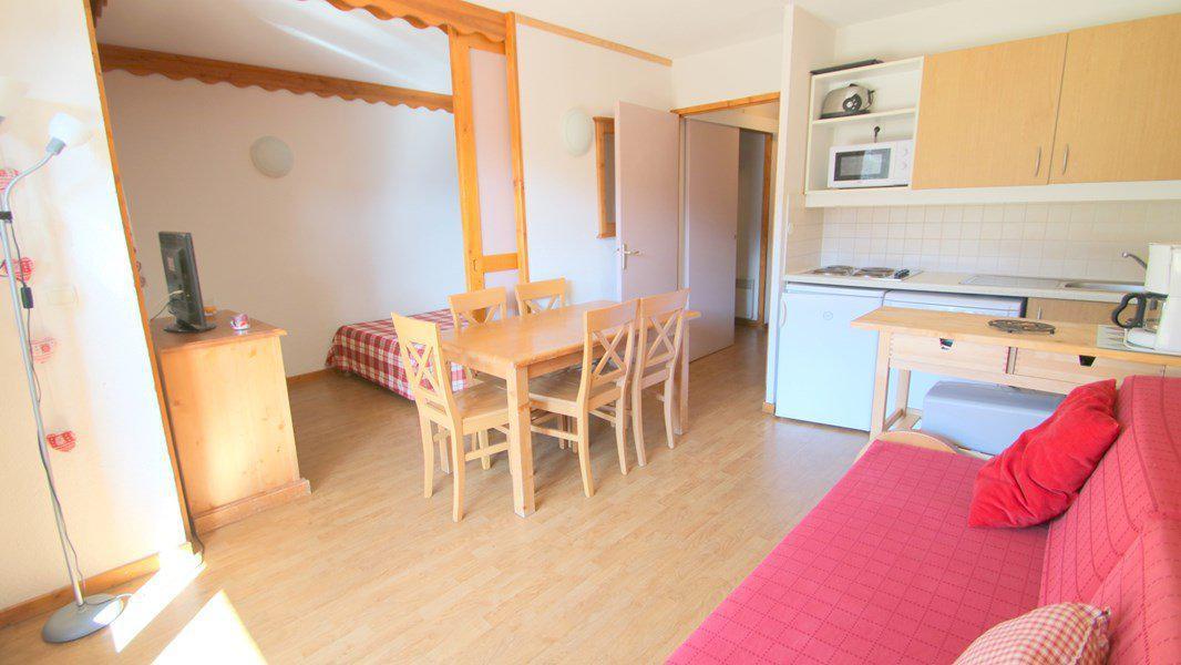 Wakacje w górach Apartament 3 pokojowy 6 osób (A010) - Résidence Parc aux Etoiles - Puy-Saint-Vincent