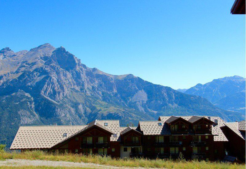 Location au ski Appartement 3 pièces 6 personnes (B101) - Résidence Parc aux Etoiles - Puy-Saint-Vincent - Extérieur été