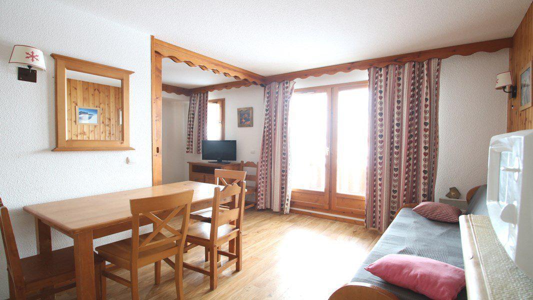 Wakacje w górach Apartament 3 pokojowy 6 osób (C004) - Résidence Parc aux Etoiles - Puy-Saint-Vincent