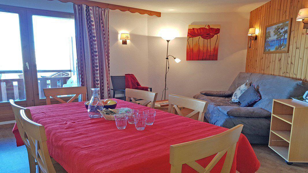 Wakacje w górach Apartament 3 pokojowy 6 osób (C201) - Résidence Parc aux Etoiles - Puy-Saint-Vincent