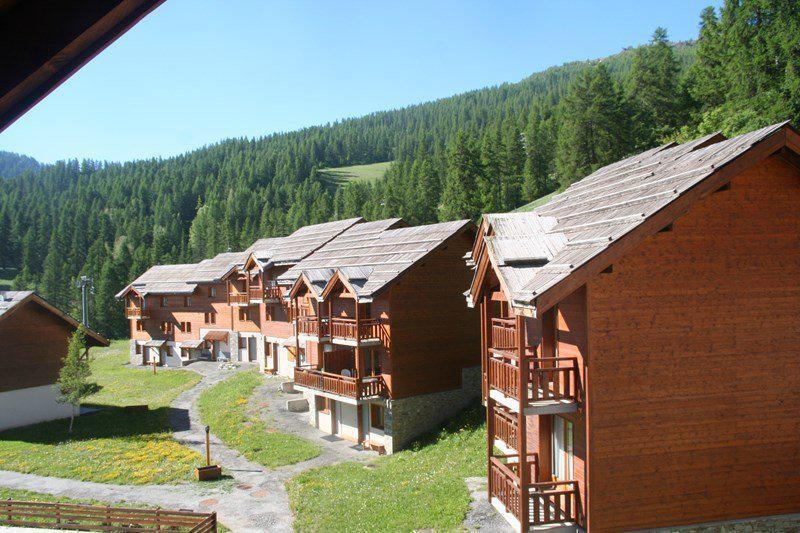 Location au ski Appartement duplex 3 pièces 6 personnes (B204) - Résidence Parc aux Etoiles - Puy-Saint-Vincent - Extérieur été