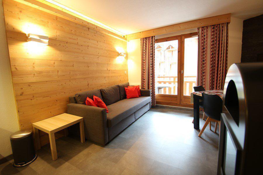Wakacje w górach Apartament 3 pokojowy 6 osób (C204) - Résidence Parc aux Etoiles - Puy-Saint-Vincent