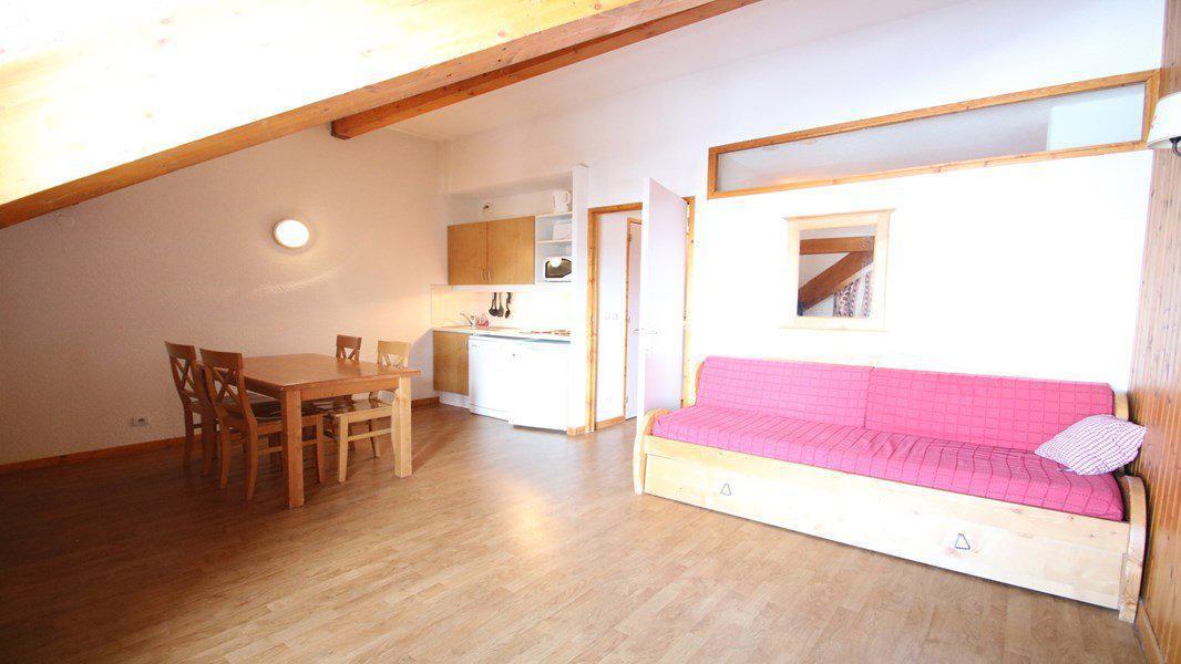 Wakacje w górach Apartament 2 pokojowy 4 osób (B202) - Résidence Parc aux Etoiles - Puy-Saint-Vincent