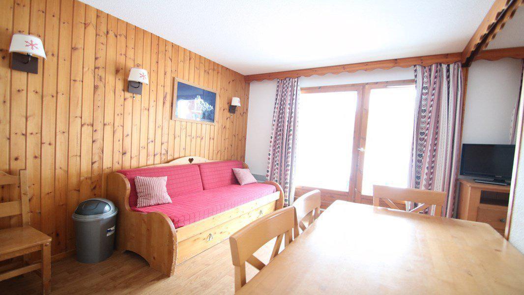 Wakacje w górach Apartament 3 pokojowy 6 osób (C101) - Résidence Parc aux Etoiles - Puy-Saint-Vincent