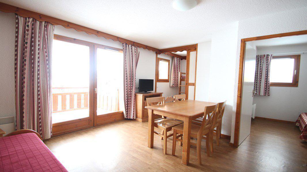 Wakacje w górach Apartament 3 pokojowy 6 osób (C105) - Résidence Parc aux Etoiles - Puy-Saint-Vincent