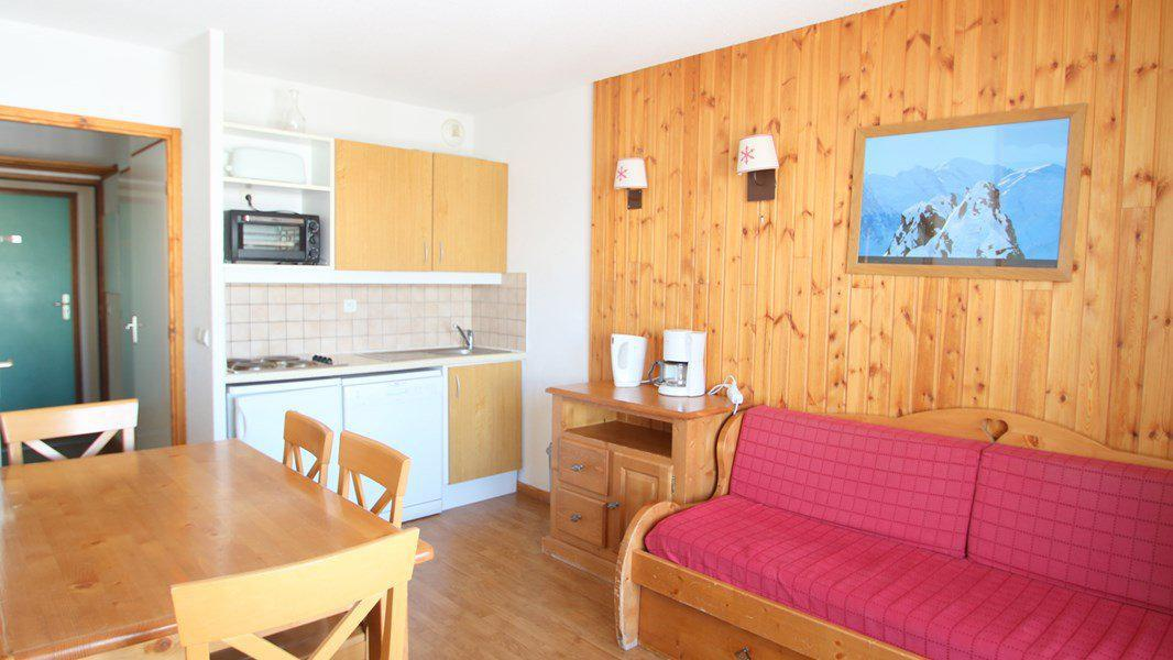 Wakacje w górach Apartament 3 pokojowy 6 osób (C213) - Résidence Parc aux Etoiles - Puy-Saint-Vincent