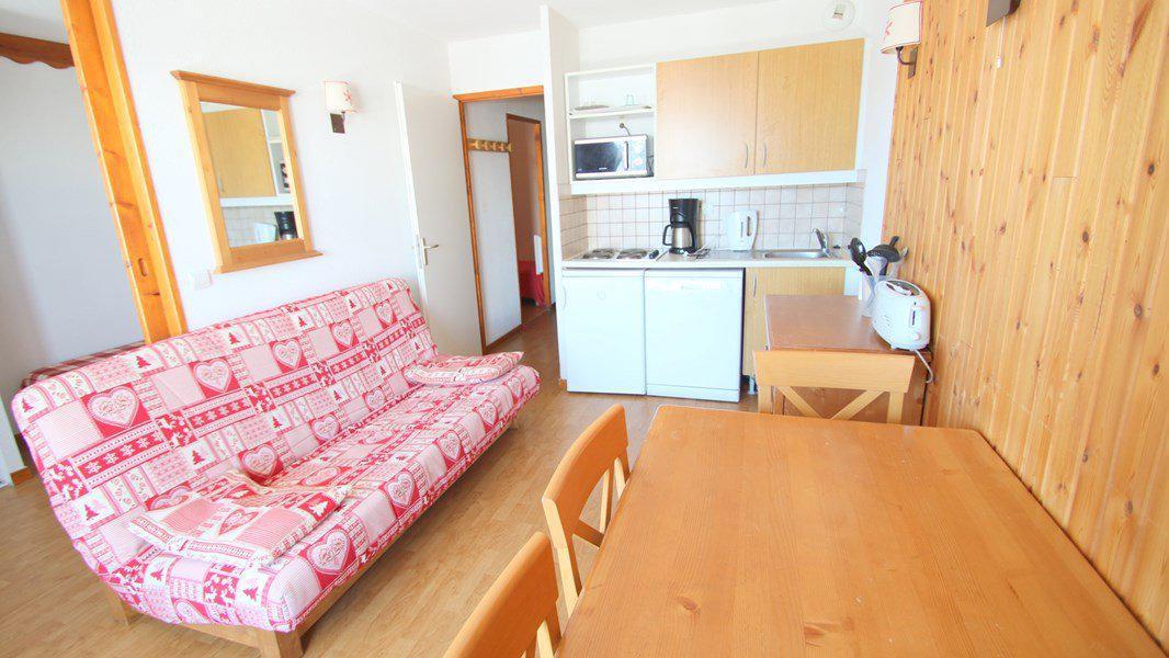 Wakacje w górach Apartament 3 pokojowy 6 osób (C302) - Résidence Parc aux Etoiles - Puy-Saint-Vincent