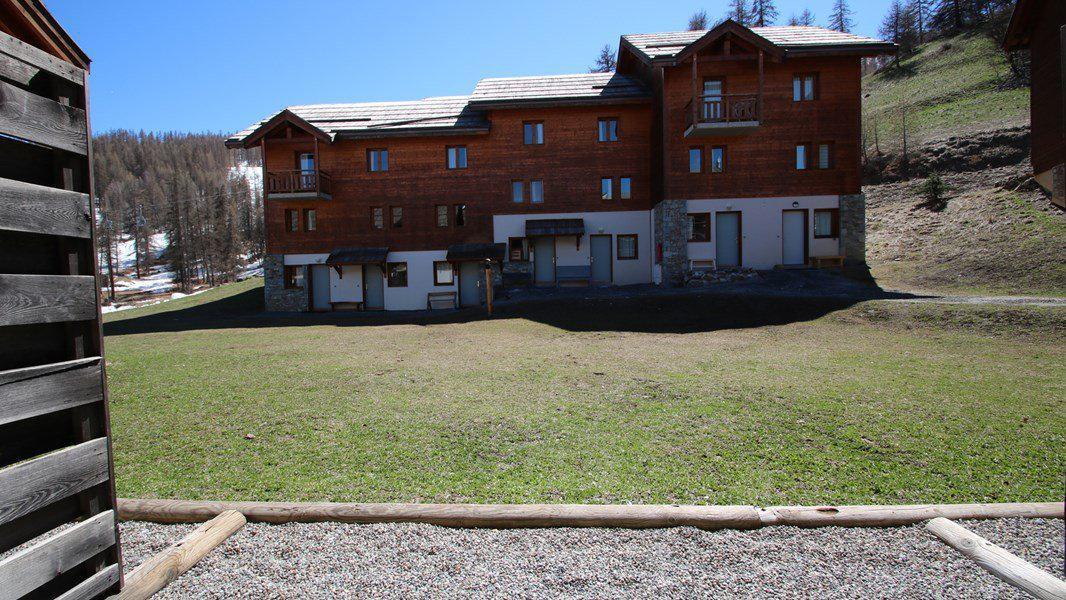 Location au ski Appartement duplex 3 pièces 7 personnes (CH20) - Résidence Parc aux Etoiles - Puy-Saint-Vincent - Extérieur été