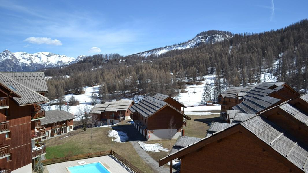 Location au ski Appartement 4 pièces 7 personnes (A212) - Résidence Parc aux Etoiles - Puy-Saint-Vincent - Extérieur été