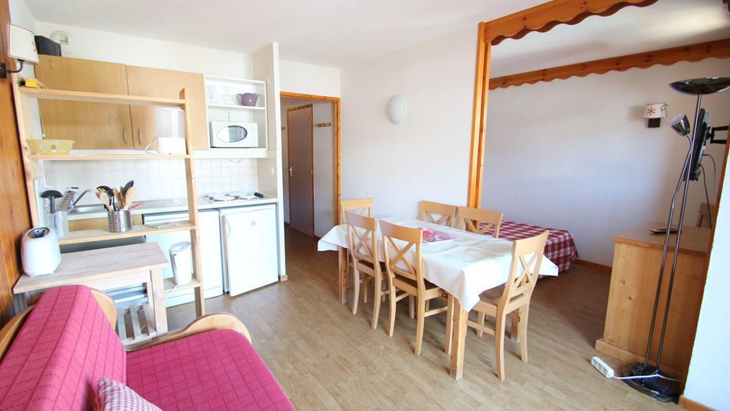 Wakacje w górach Apartament 4 pokojowy 7 osób (A212) - Résidence Parc aux Etoiles - Puy-Saint-Vincent