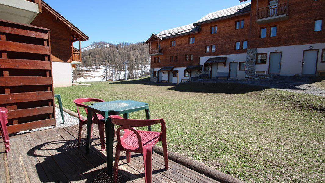 Wakacje w górach Apartament duplex 3 pokojowy 7 osób (CH22) - Résidence Parc aux Etoiles - Puy-Saint-Vincent