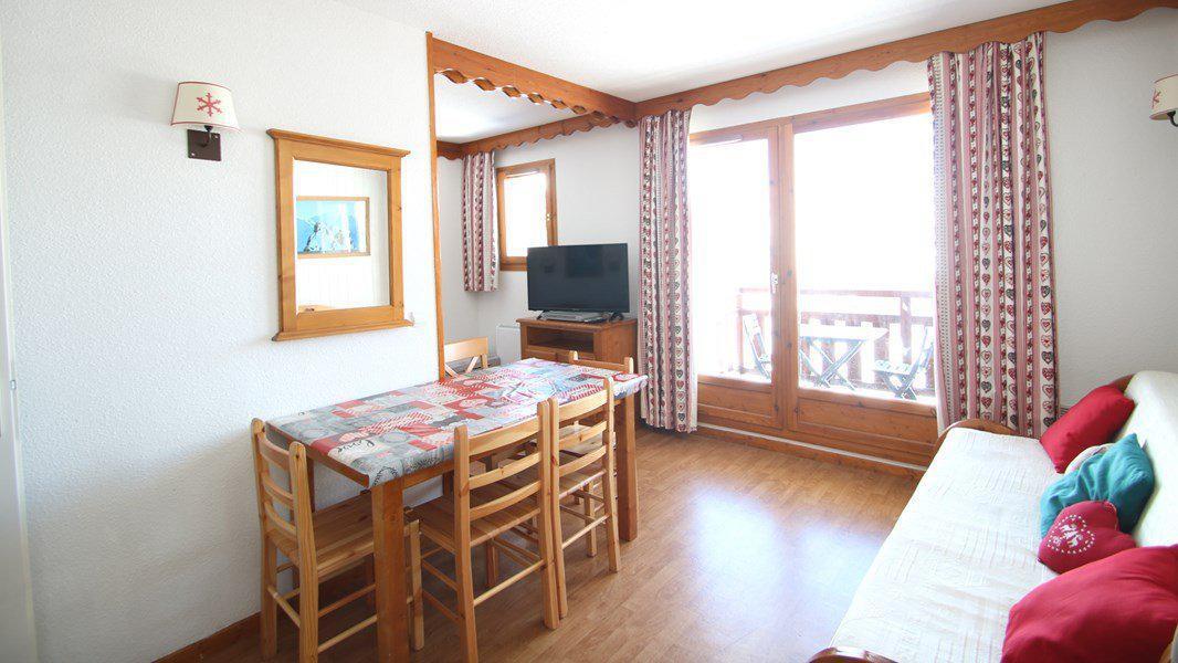 Wakacje w górach Apartament 2 pokojowy 4 osób (C212) - Résidence Parc aux Etoiles - Puy-Saint-Vincent