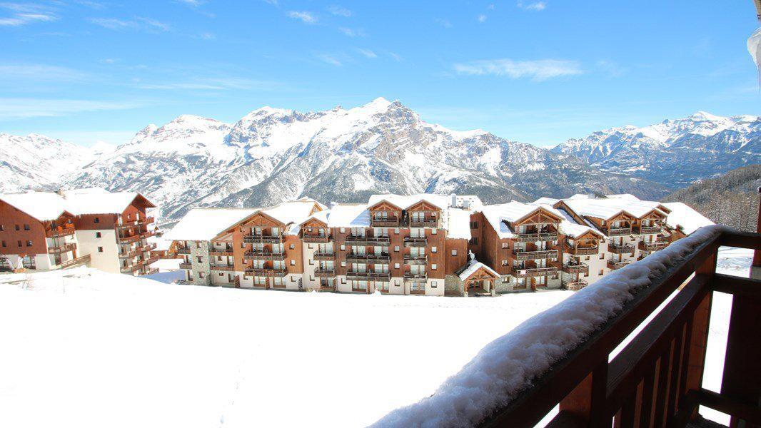 Wakacje w górach Apartament 3 pokojowy 6 osób (C313) - Résidence Parc aux Etoiles - Puy-Saint-Vincent