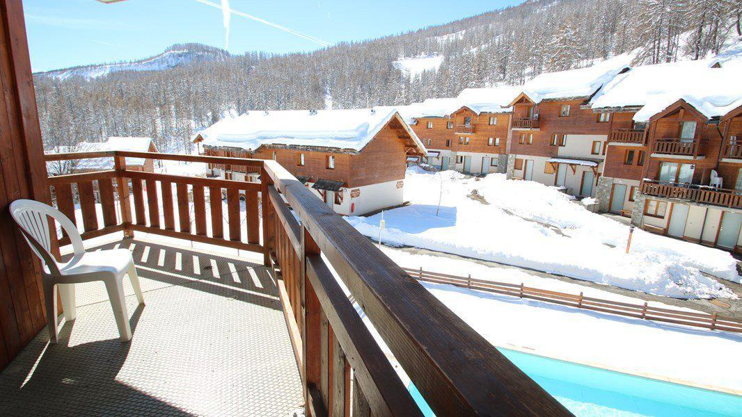 Wakacje w górach Apartament 4 pokojowy 7 osób (C306) - Résidence Parc aux Etoiles - Puy-Saint-Vincent