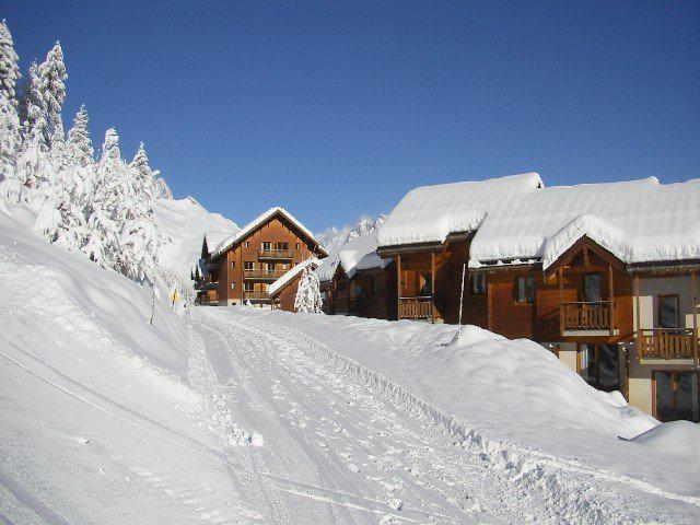 Wakacje w górach Apartament 3 pokojowy 6 osób (C103) - Résidence Parc aux Etoiles - Puy-Saint-Vincent