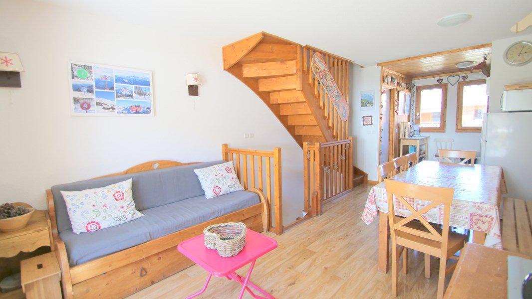 Wakacje w górach Apartament triplex 5 pokojowy 8 osób (CH25) - Résidence Parc aux Etoiles - Puy-Saint-Vincent
